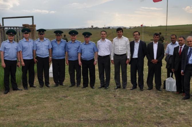 Ermenistan ile Sınır Görüşmesi Yapıldı 7