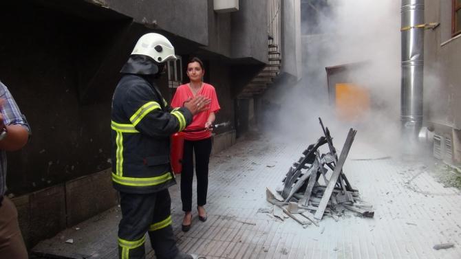 AFAD'ın Deprem ve Yangın Tatbikatı 14