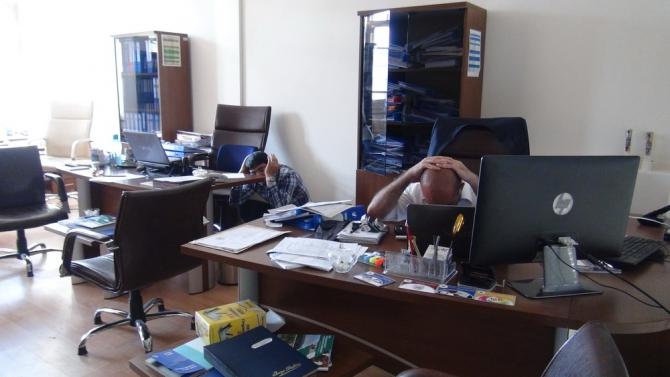 AFAD'ın Deprem ve Yangın Tatbikatı 2