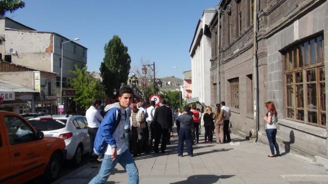AFAD'ın Deprem ve Yangın Tatbikatı 3