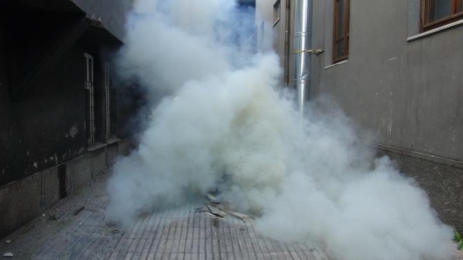 AFAD'ın Deprem ve Yangın Tatbikatı 8