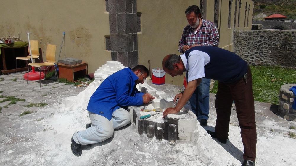 """Kars Kalesi Eteklerinde """"Minia Kars""""ı Hazırlıyor 6"""