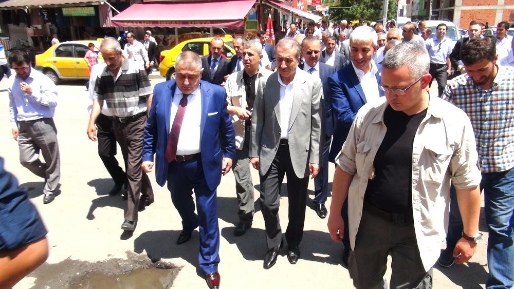 Gıda, Tarım Ve Hayvancılık Bakanı Eker Kars'ta 15