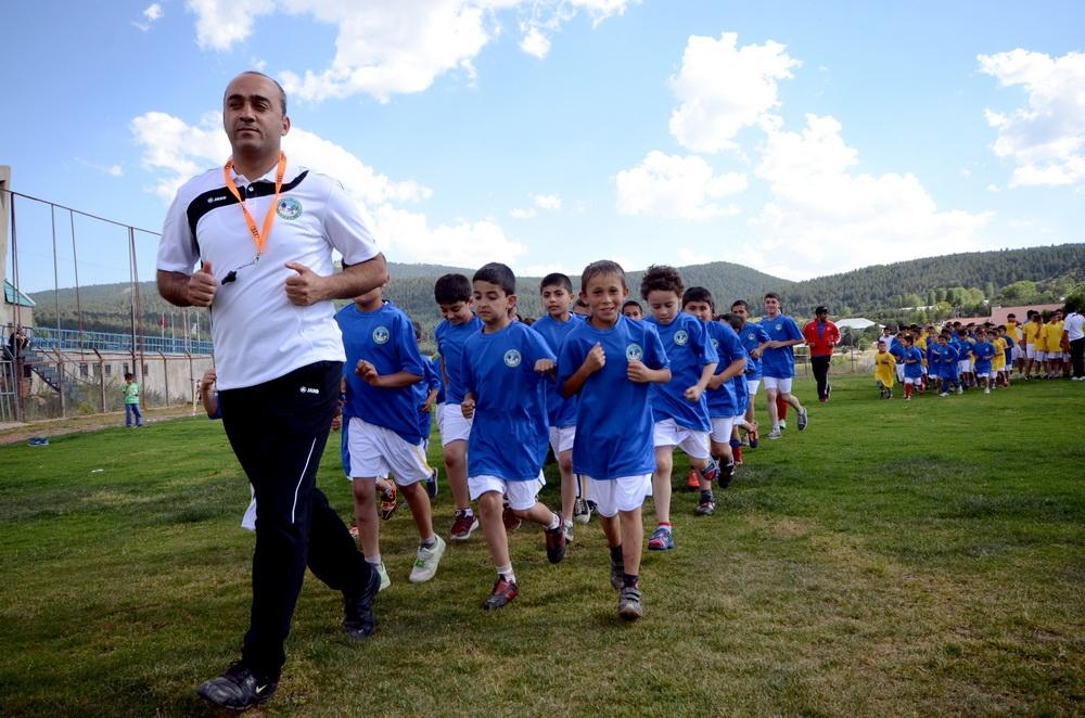 Sarıkamış'ta Yaz Spor Okullarına Yoğun İlgi 4