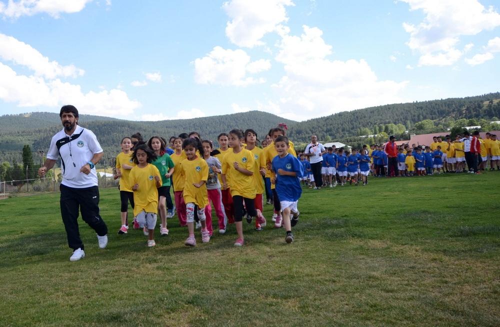 Sarıkamış'ta Yaz Spor Okullarına Yoğun İlgi 5