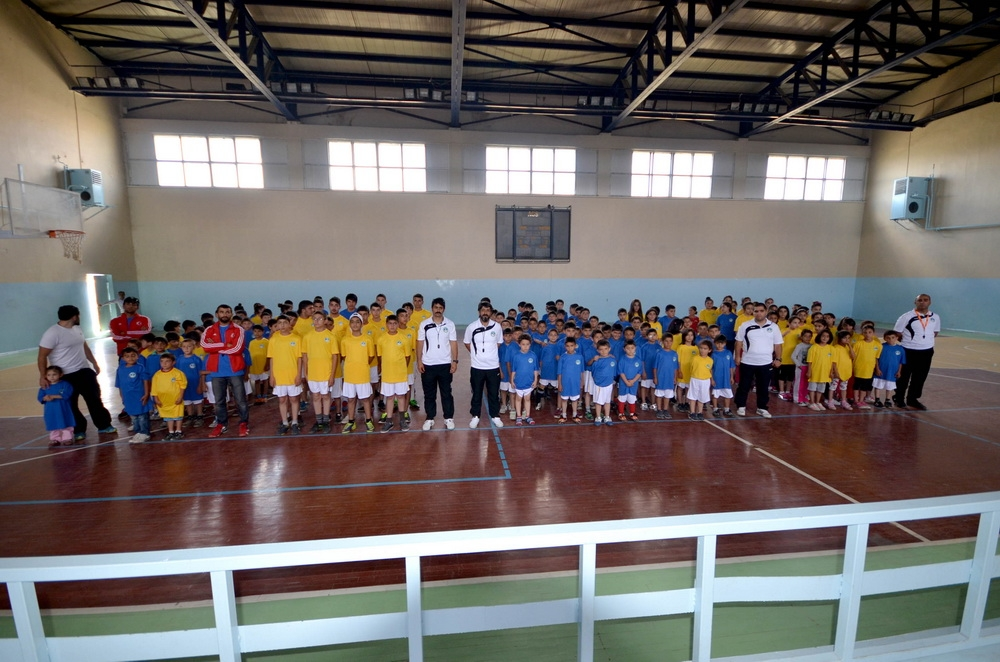 Sarıkamış'ta Yaz Spor Okullarına Yoğun İlgi 6