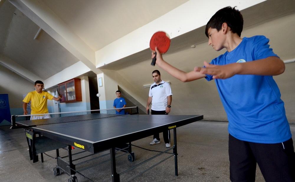 Sarıkamış'ta Yaz Spor Okullarına Yoğun İlgi 7