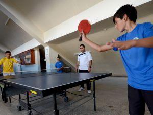 Sarıkamış'ta Yaz Spor Okullarına Yoğun İlgi