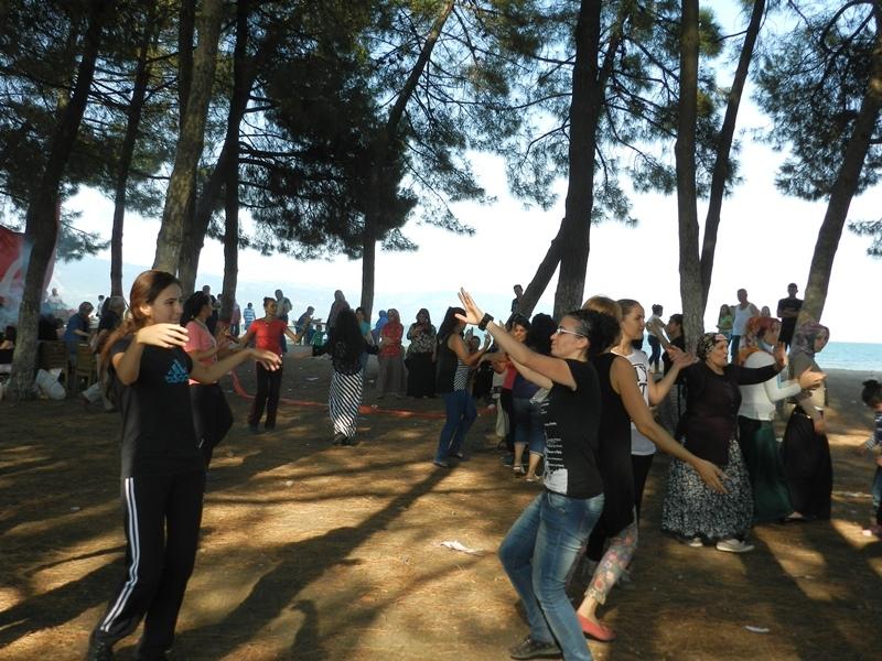 Bursa KAI Federasyonu Geleneksel Piknik Şöleni 1