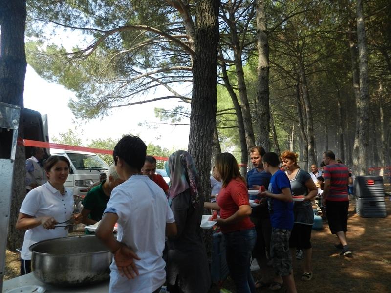 Bursa KAI Federasyonu Geleneksel Piknik Şöleni 14