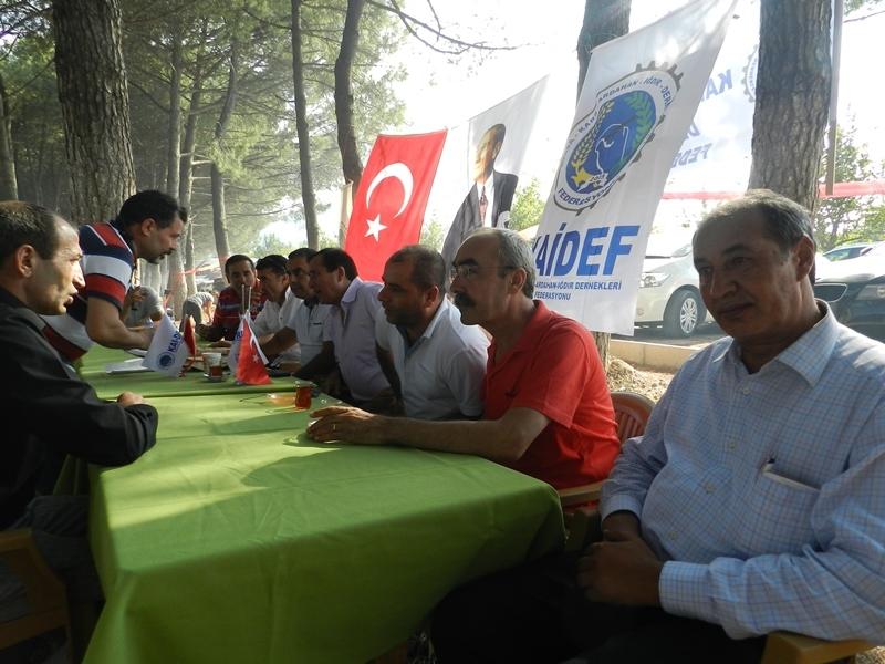 Bursa KAI Federasyonu Geleneksel Piknik Şöleni 19