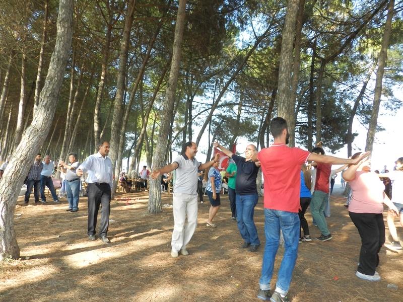 Bursa KAI Federasyonu Geleneksel Piknik Şöleni 2