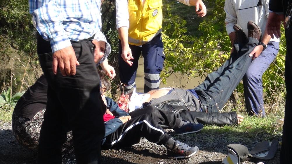 Kars'ta Trafik Kazası 6 Yaralı 6