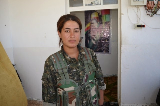 IŞİD'le Savaşan Kadınlar 1
