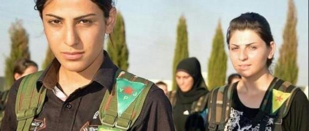 IŞİD'le Savaşan Kadınlar 2