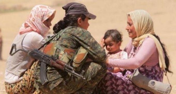 IŞİD'le Savaşan Kadınlar 20