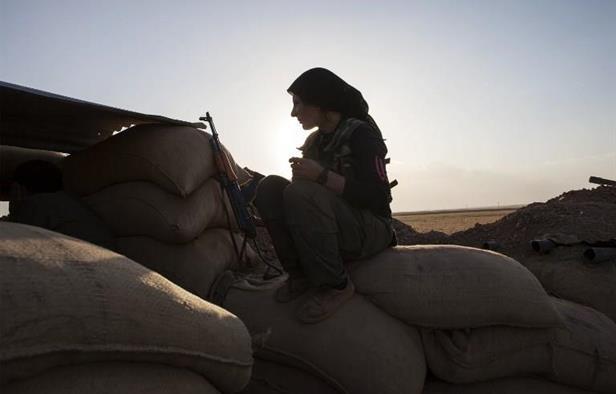 IŞİD'le Savaşan Kadınlar 21
