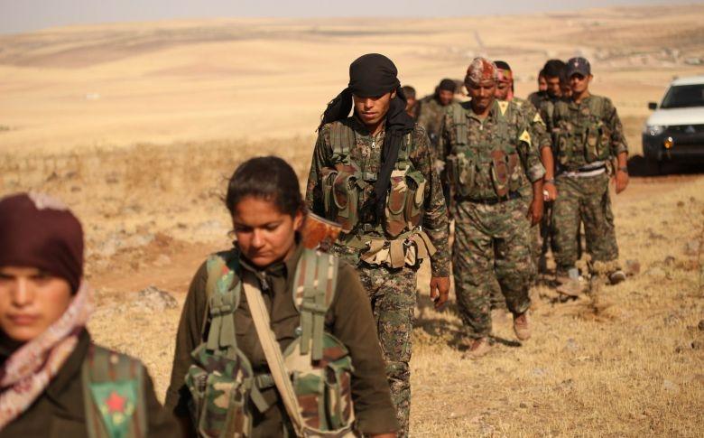 IŞİD'le Savaşan Kadınlar 27