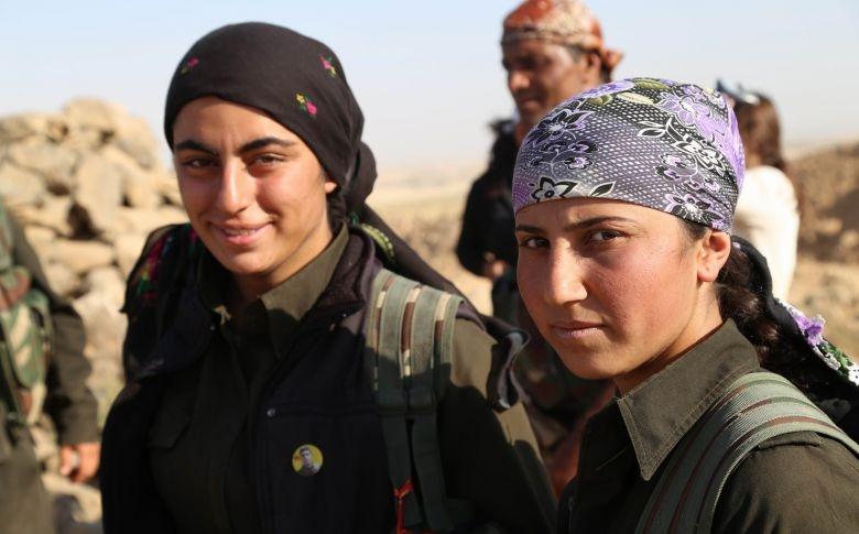 IŞİD'le Savaşan Kadınlar 29