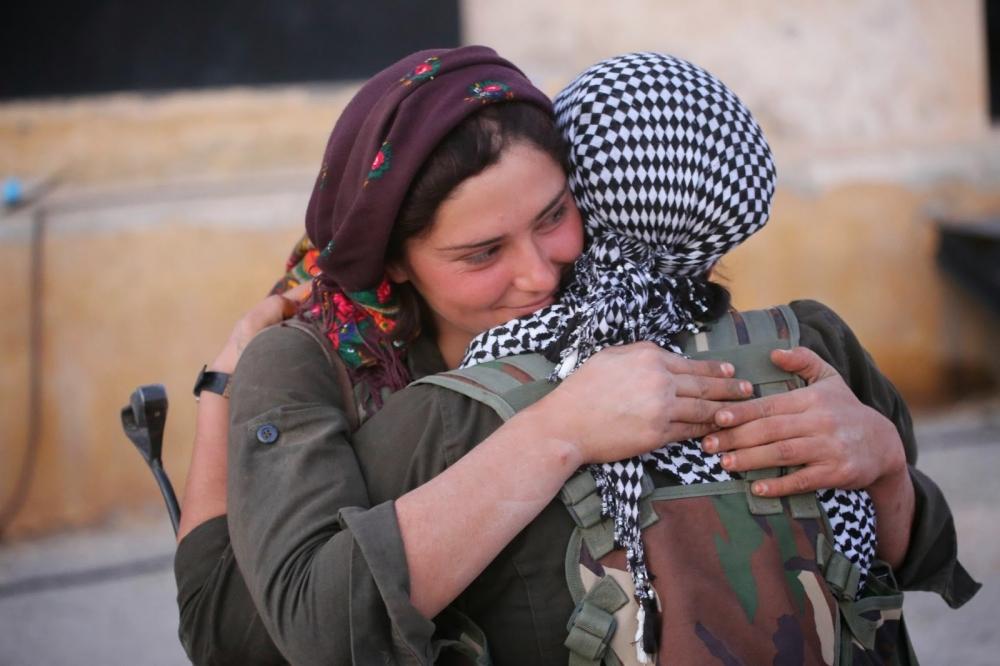 IŞİD'le Savaşan Kadınlar 31