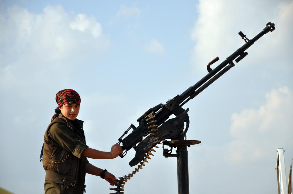 IŞİD'le Savaşan Kadınlar 37