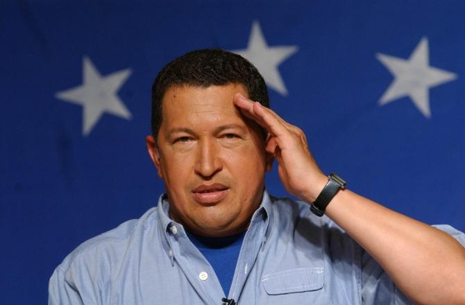 Hugo Chavez'e Muhteşem Uğurlama 2