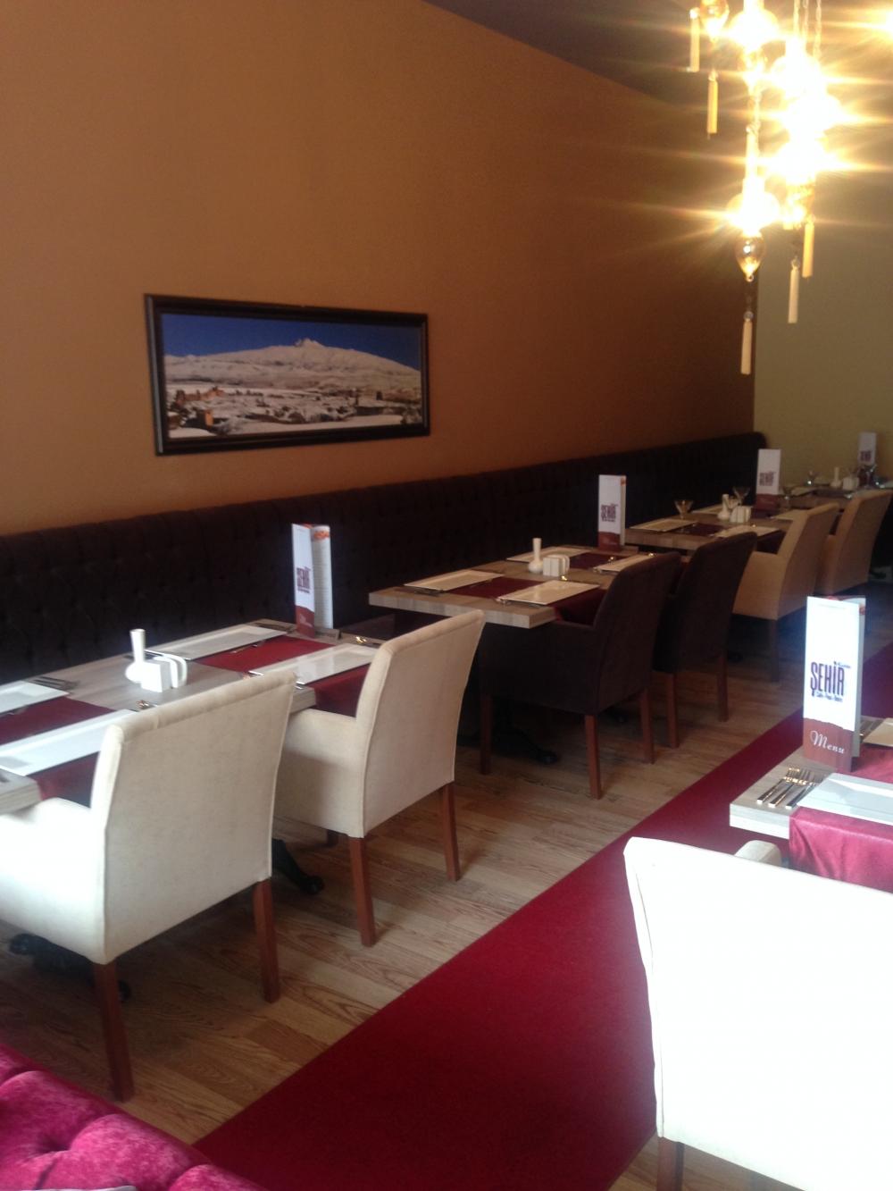 Şehir Kulübü Cafe - Rest - Bistro 14