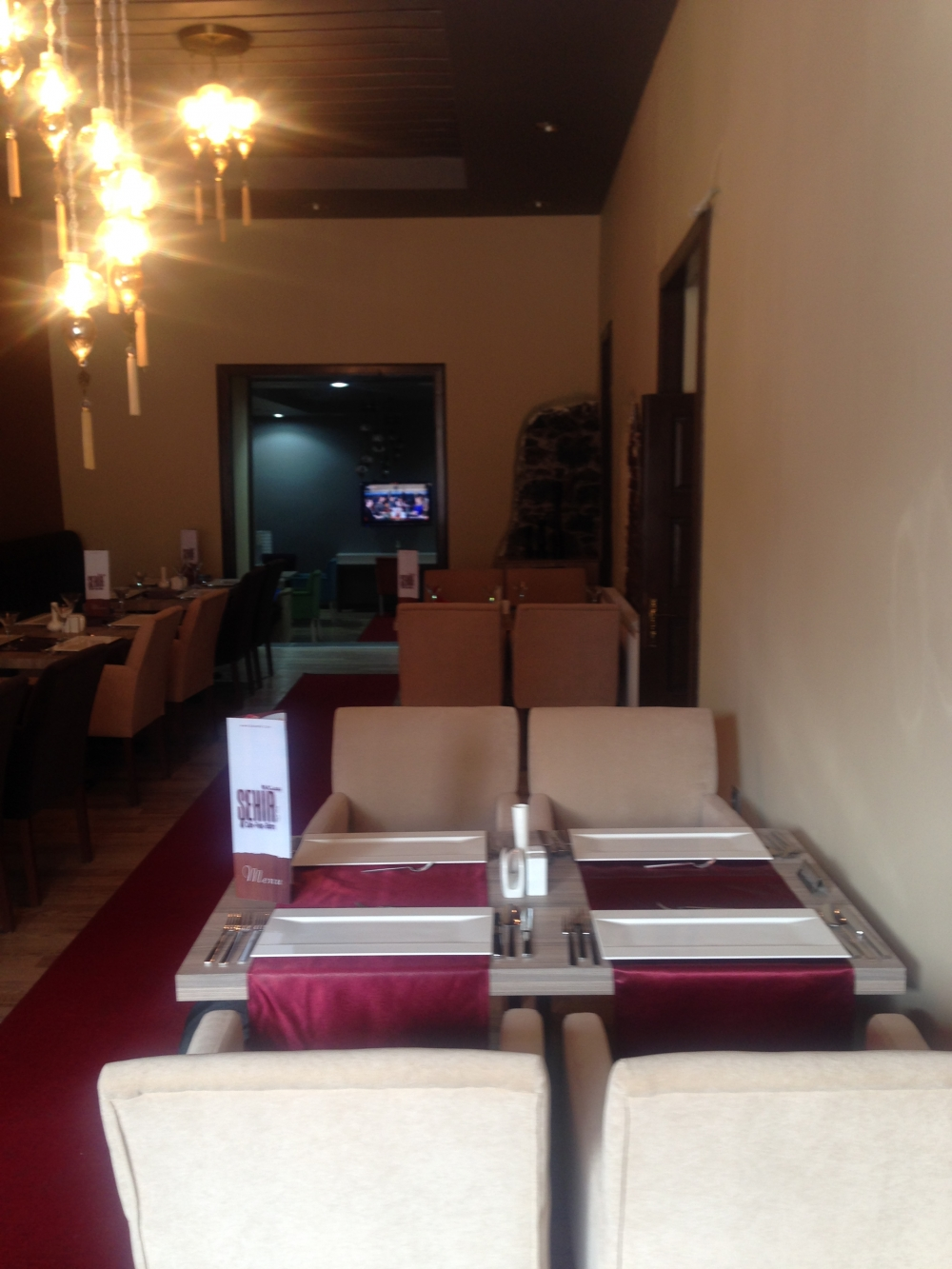 Şehir Kulübü Cafe - Rest - Bistro 15