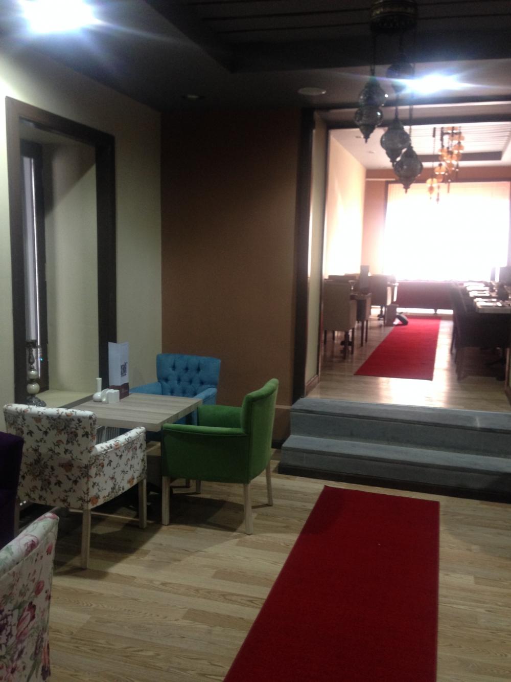 Şehir Kulübü Cafe - Rest - Bistro 7