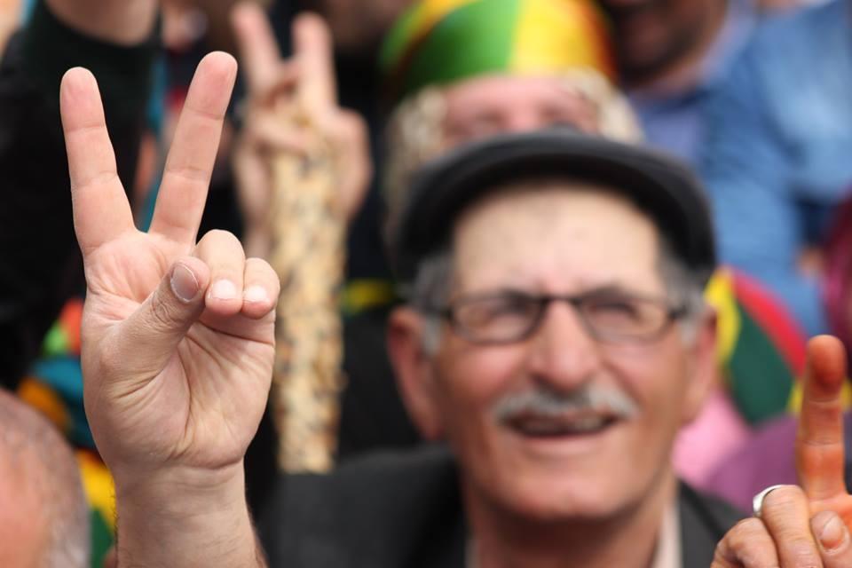 Kars'ta HDP'nin Miting Coşkusu 17