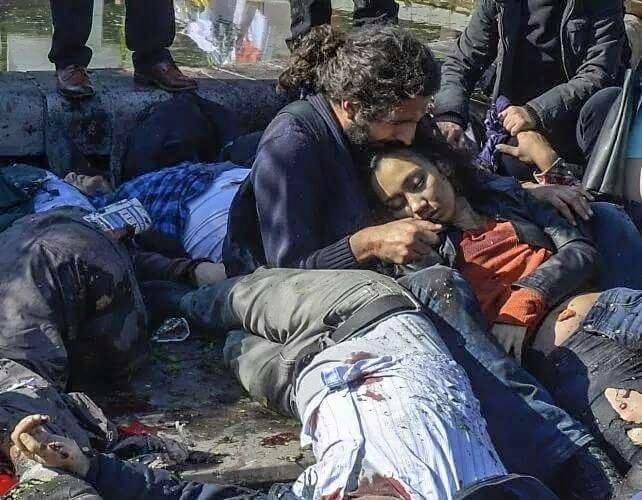 Barış'a Bombalı Saldırı 10