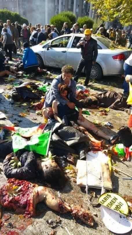 Barış'a Bombalı Saldırı 13