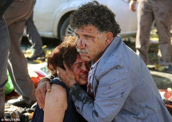 Barış'a Bombalı Saldırı 14