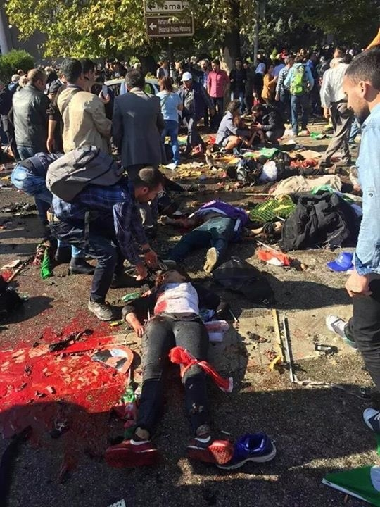 Barış'a Bombalı Saldırı 5