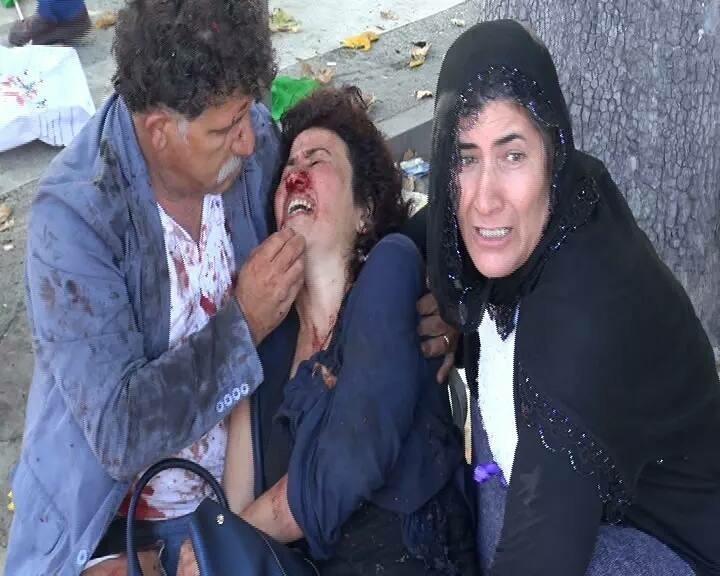 Barış'a Bombalı Saldırı 9