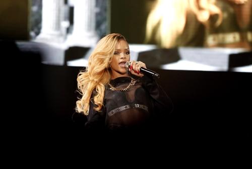 İstanbul'dan Rihanna geçti 3