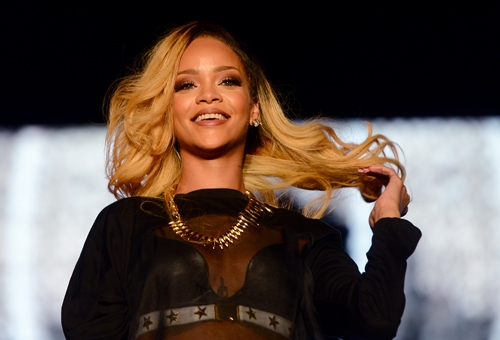 İstanbul'dan Rihanna geçti 4