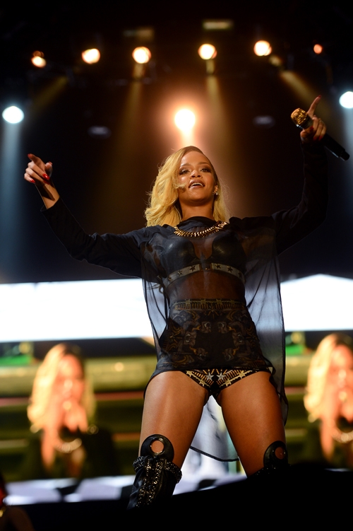 İstanbul'dan Rihanna geçti 5
