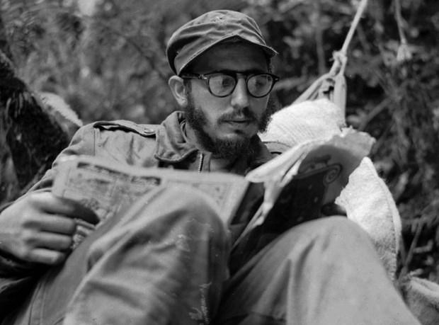 Fidel Castro... 10