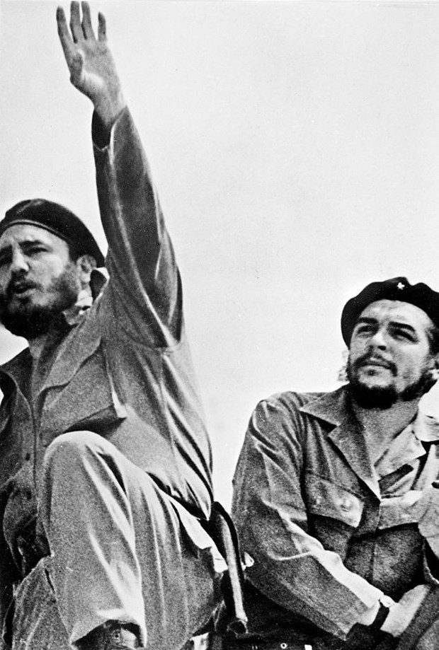 Fidel Castro... 11