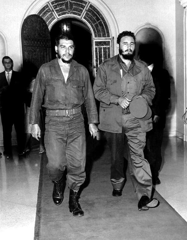 Fidel Castro... 12