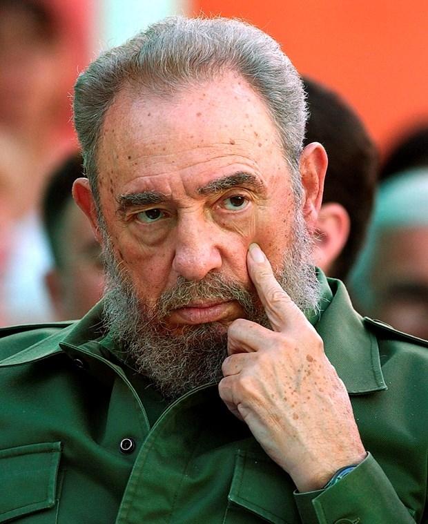 Fidel Castro... 14