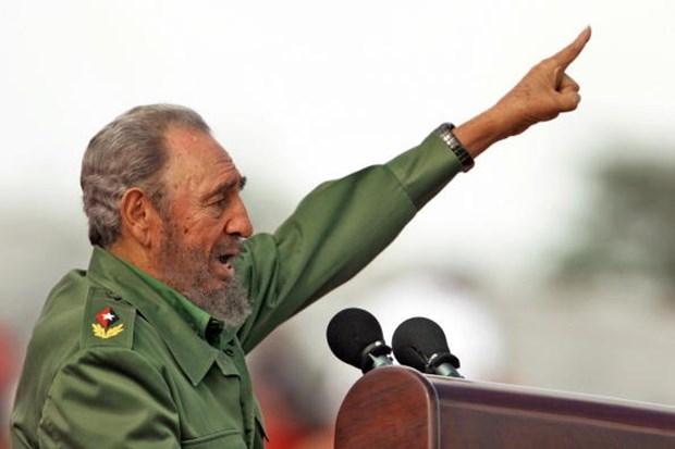 Fidel Castro... 16