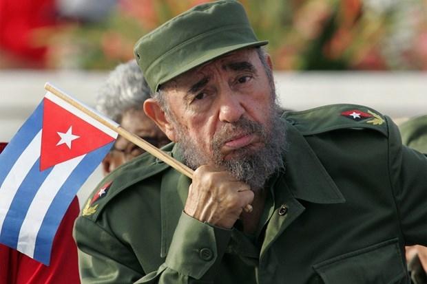 Fidel Castro... 17