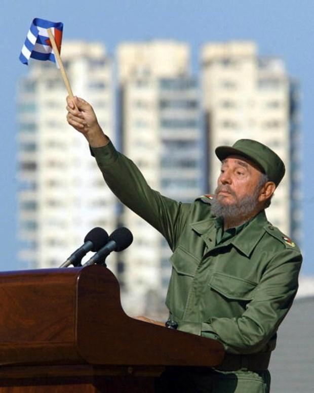 Fidel Castro... 18