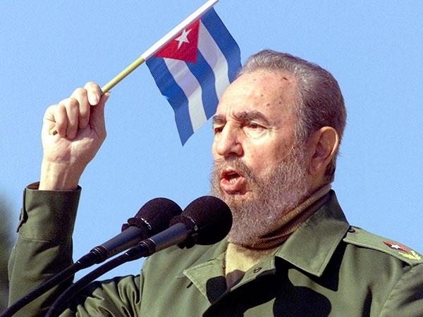 Fidel Castro... 19