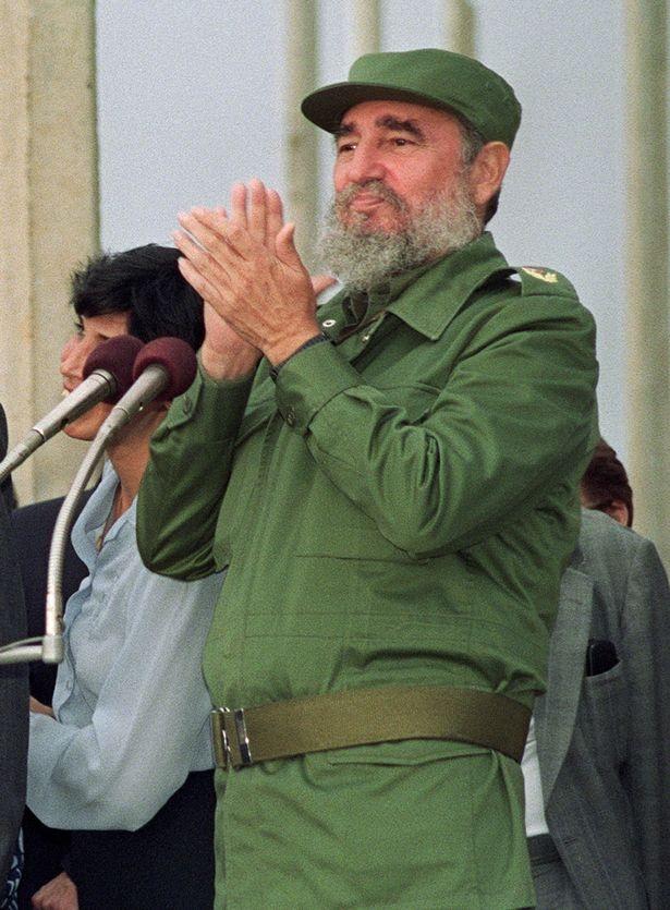 Fidel Castro... 20