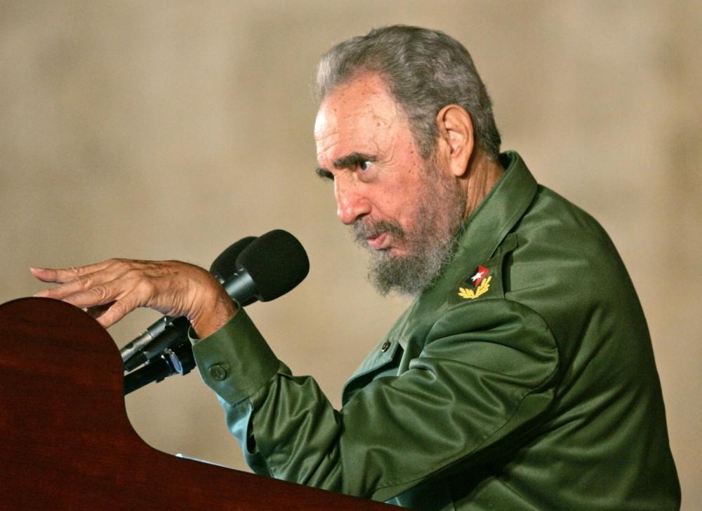 Fidel Castro... 21