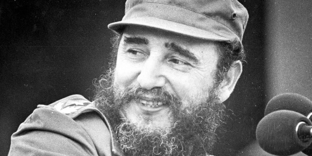 Fidel Castro... 25