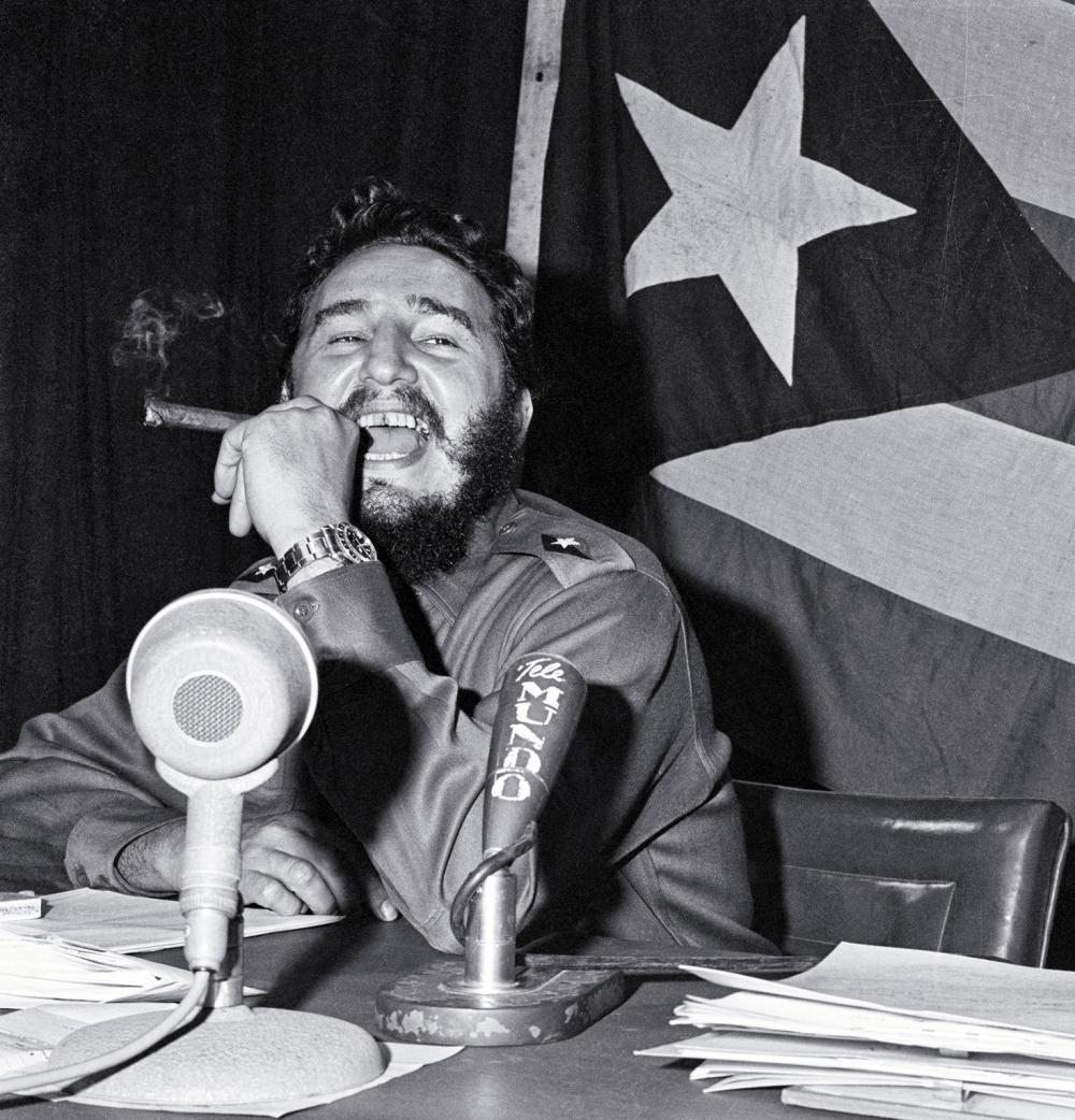 Fidel Castro... 26